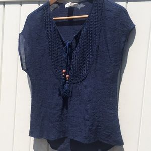 Nordstrom blouse size small